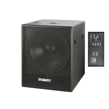 "WS-18A 18"" active subwoofer"