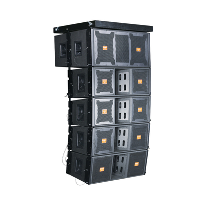 "VT-312 & VT-218 Dual 12"" three way line array speaker set"