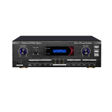 K-90 & K-95 Two channel power KTV amplifier
