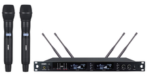 U-260 UHF professional wireless microphone-two channel
