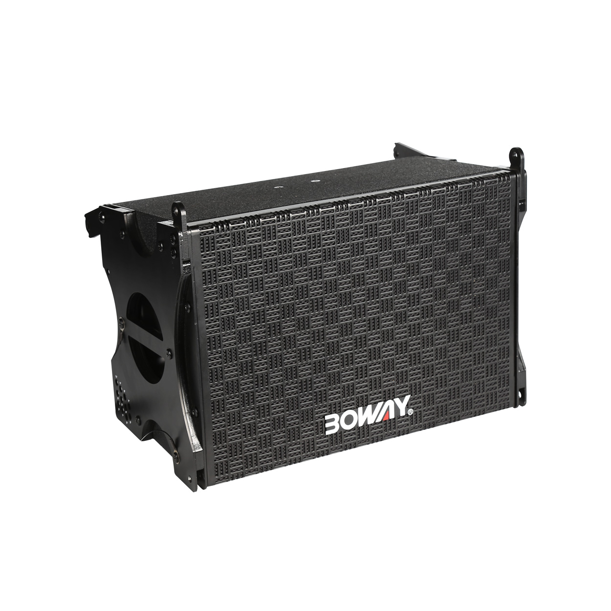 "LB-445 & LB-115SUB Dual 4.5"" two way line array speaker set"