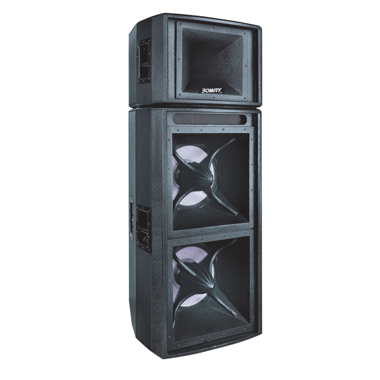 "BW-8252LAB Dual 15"" two way speaker"
