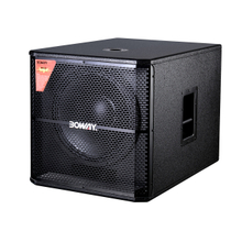 "BW-8610S 15"" active subwoofer"
